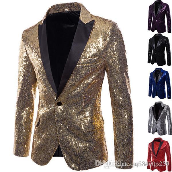 Erkek İş Moda Palto Erkekler Blazers Suit Ceketler M-XXL için 2020 Toptan-Ücretsiz nakliye Yüksek kaliteli Yeni Marka Blazer Erkekler Suits