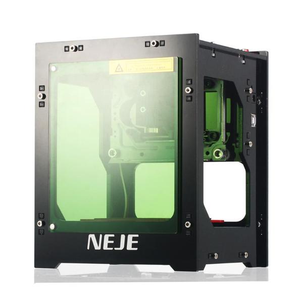 best selling NEJE DK-8-KZ 1500 2000 3000mW Professional DIY Desktop Mini CNC Laser Engraver Cutter Engraving Wood Cutting Machine Router