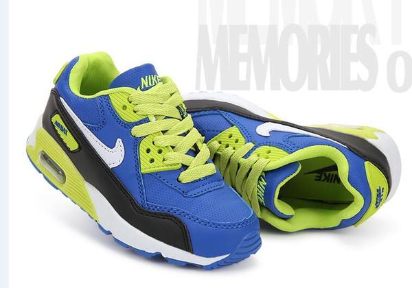 enfants chaud chaussures de basket-ball pour enfants Chaussures Casual Sport Garçons et Filles Baskets Chaussures de course pour enfants de qualité Taille 28-35 02753