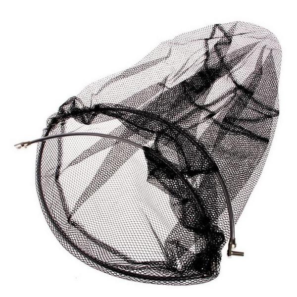 Portatile facile Maniglia in acciaio multifunzione Telaio leggero pieghevole e presa da pesca a acciaio rotondo a scomparsa