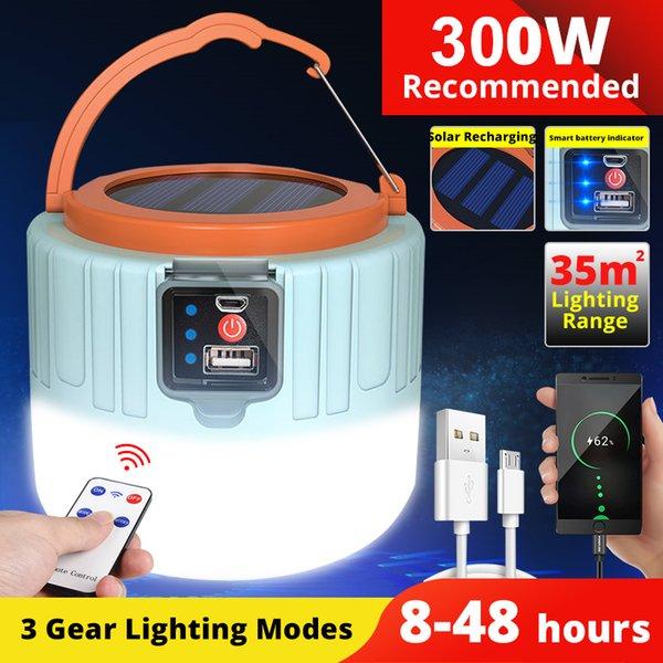 300W Solar Remote