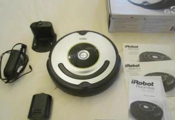 Аутентичные гарантия Новый стиль Оригинальный серый iRobotRoomba 630 RoboticCleaner горячее