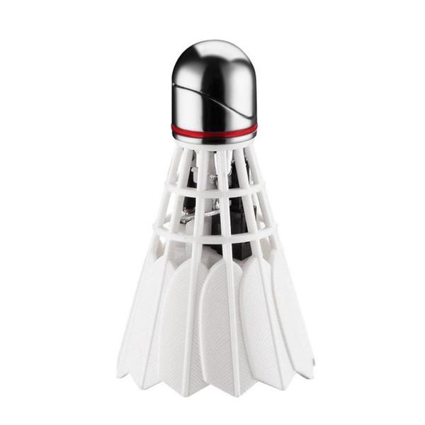 Neuer Stil Zigarettenanzünder Kreative Lustige Nette Badmintonförmige Butangas Feuerzeuge Für Männer Zigarre Sammlung