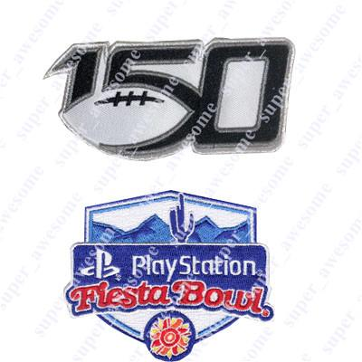 add 150TH+Fiesta Bowl Patch