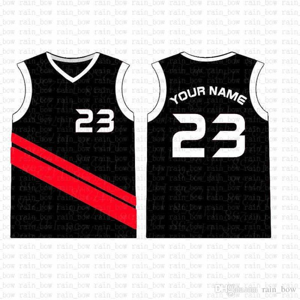 2019 New Custom Basketball Jersey High quality Mens free shipping Embroidery Logos 100% Stitched top salea1 60