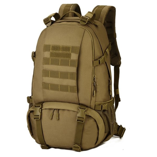 40L Outdoor bag Camouflage Military Backpack Tactical bags Sports Laptop bag Rucksacks Durable Camping Hiking Hunting Bags Large #767663