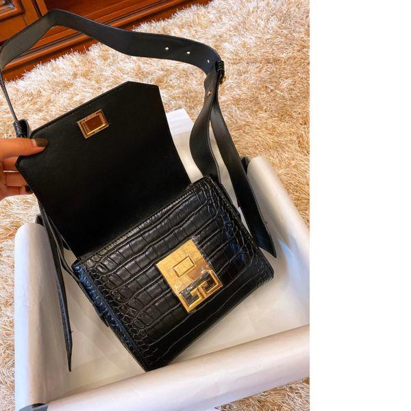 Women bag 2019 high quality shoulder handbag size 20 cm exquisite gift box WSJ014 # 110226