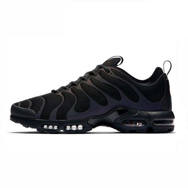 Großhandel Nike Air Max Plus TN SE 2019 Ultra Plus Running Schuhe Für Herren Schwarz Weiß Gold Athletisch Atmungsaktiv Designer Herren Turnschuhe
