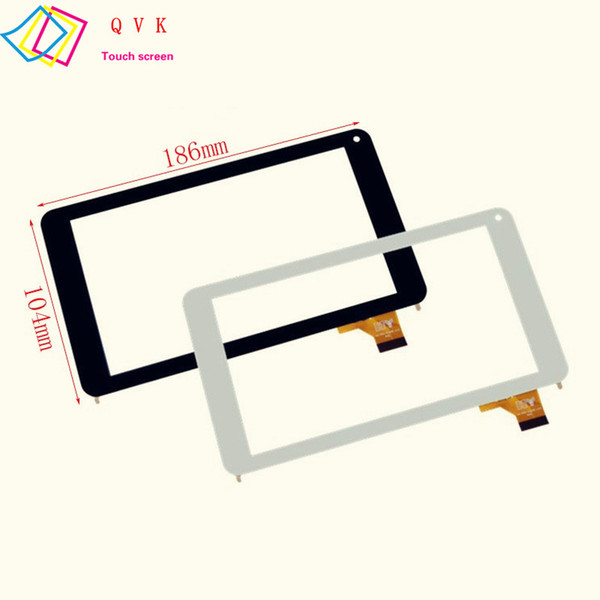 7 inch Tablet For DEXP URSUS NS170i A170i A270i A370 Touch screen digitizer panel replacement glass Sensor Free Shipping