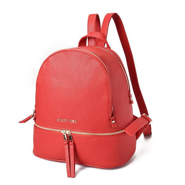 Brand New Lady sacos de ombro multicolor bolsa nova alta qualidade mochila moda de alta capacidade Boston Bags