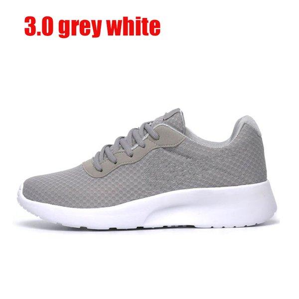 3.0 gris con el símbolo blanco 36-44
