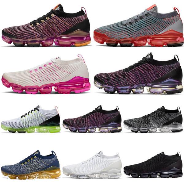 Turnschuhe Marke 0 Nike Gold Blau Weiß 3 Beliebte Schlucht Air Aluminium Frauen Mann Vapormax 0 Großhandel Schwarz 3 Männer Rot Schuhe Kissen 2019 W92IEDH