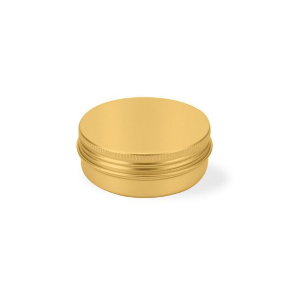 60ml en métal doré