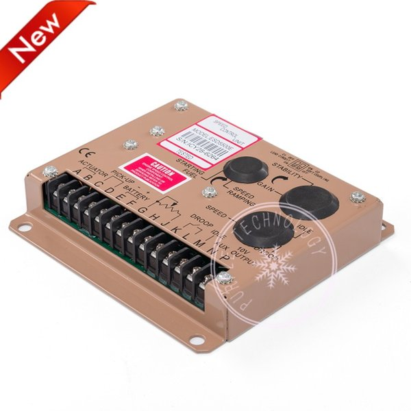 diesel fuel generator electronic governor regulator speed controller ESD5500E for GAC cummins