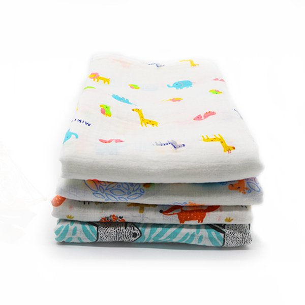 Swaddled Scarf Pure Cotton Gauze Bath Towel New Style Creative Modern Baby Blanket Newborn Baby Articles Hot Selling 12 5jb p1