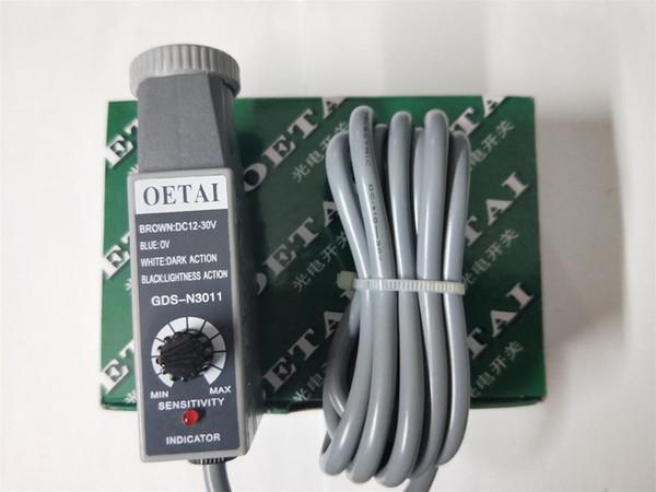 GDS-N3011 GDS-N3011W White Light OETAI New Original Color Code Sensor Bag Making Machine Photoelectric Sensor