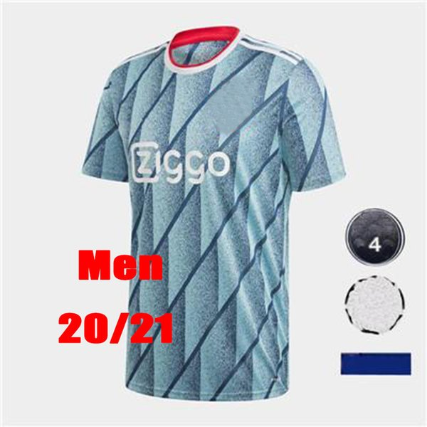 20-21 weg Men + UEFA Champions League