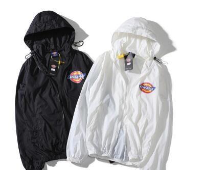 Neue Jacke Pullover Dünne Hoodie Outdoor Sonnenschutz Kleidung Männer und Frauen Joker Tops Paare Atmungsaktiv Langarm Mäntel