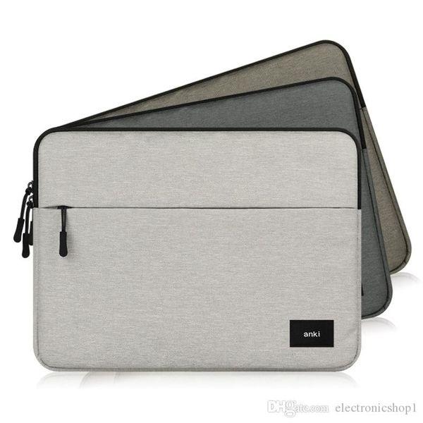 "TOP nylon soft 11"" 12"" 15"" 13""13.3 Nyon Men Felt Laptop Bag Case for Asus HP Lenovo Acer Dell Apple 13 Laptop Sleeve Waterproof"