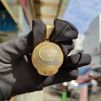 Gold-Bule
