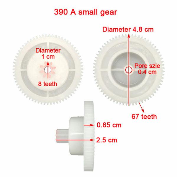 A 390 Small gear