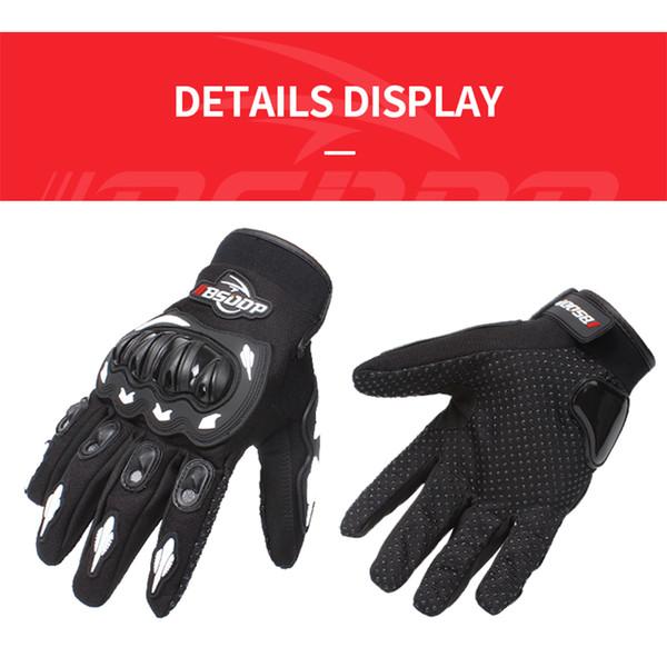 For Four seasons universal motorcycle off-road riding waterproof gloves for kawasaki suzuki honda yamaha KTM Ducati BMW MV Agusta