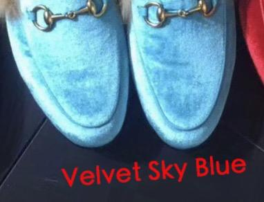 Velvet Blue Sky