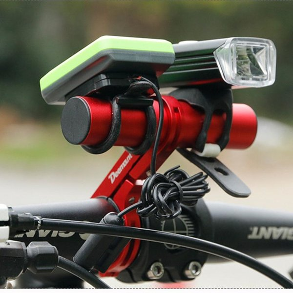 New Bike Flashlight Holder Handle Bar Bicycle Accessories Extender Mount Bracket Suit for Road Bicycles 31.8mm handlebar #689069