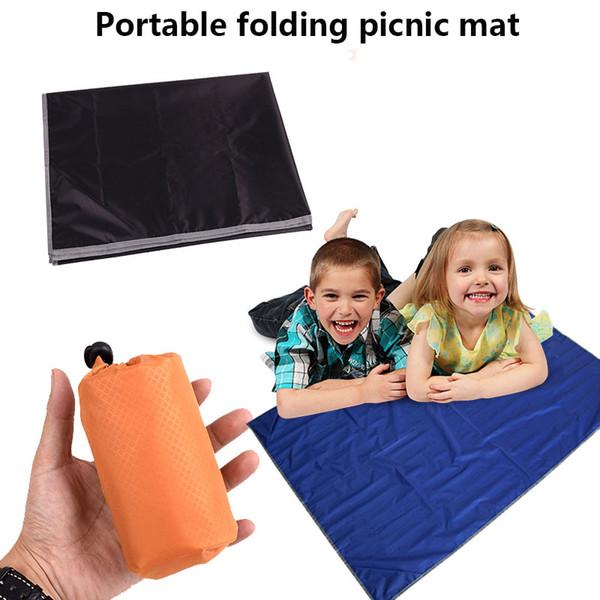 Exterior de nylon Práctico Toldo de sombra Duradera Multifunción Alfombra de picnic Tienda de ropa Viaje 5 colores Dropshipping