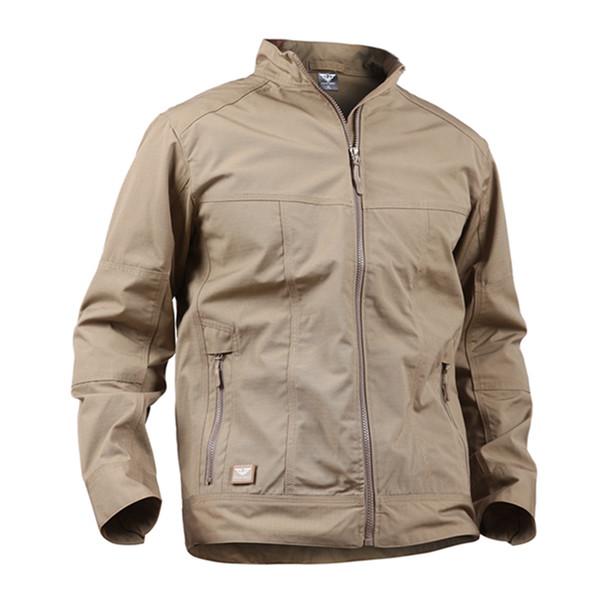 Waterproof Breathable Softshell Tactical Jacket Men Fabric Windbreaker Camouflage Jackets Casual Windproof Army Coats