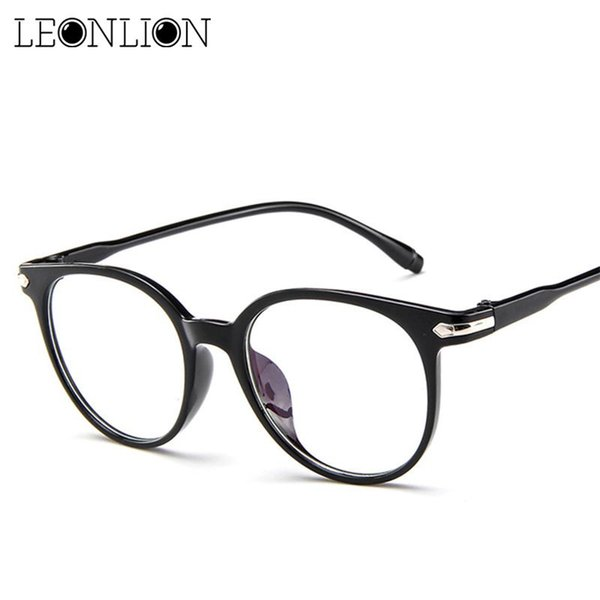 top popular Leonlion Transparent Jelly Color Sunglasses Women Luxury Round Candies Lens Lady Sun Glasses Outdoor Shopping Metal Glasses 2021