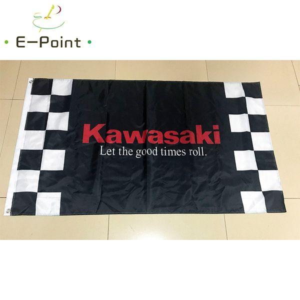 decorative play mat.htm 2019 flag of kawasaki motorcycles 3 5ft 90cm 150cm polyester flag  kawasaki motorcycles 3 5ft 90cm 150cm