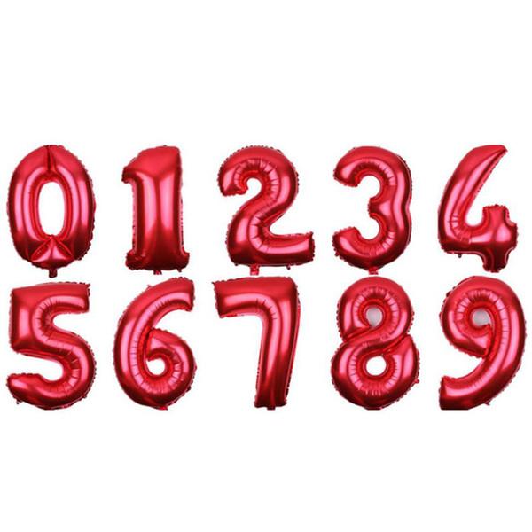 Random red number