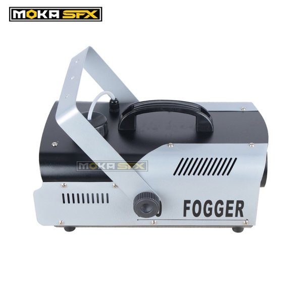 Moka DJ Equipment Led Fog Machine New Powerful 900w DMX Led Spray Smoke Machine Stage Effects