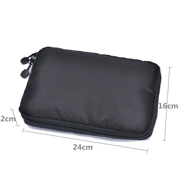 accessories bar New Electronic Accessories Travel Bag Nylon Mens Travel Organizer For Date Line SD Card USB Cable Digital Device Bag