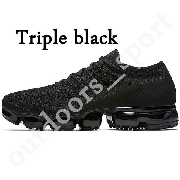 A12 Triple negro con símbolo negro