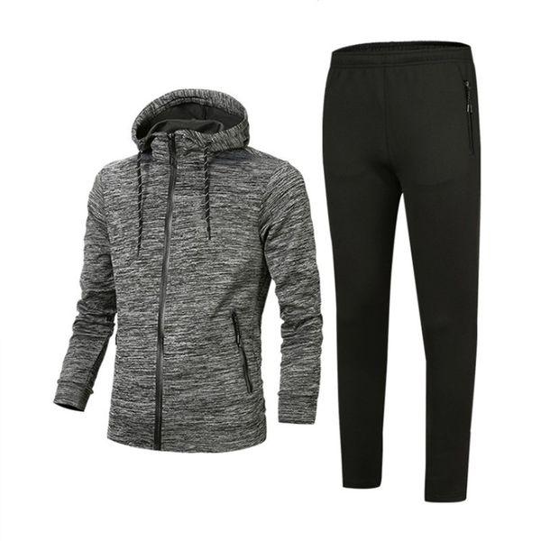 Designer Tuta per Uomo Best Version Primavera Autunno Mens Tute Stampa Zipper Tute + Pantaloni Uomo Luxury Casual Felpa Sport Tute