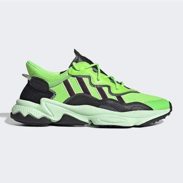 8 neon Yeşil