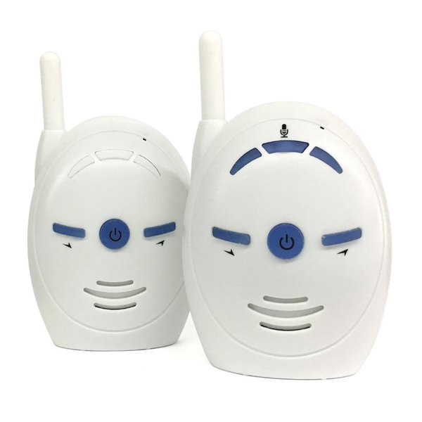 V20 Wireless Voice Baby Monitor Voice Remind Monitor Alarm Support Two-Way Intercom