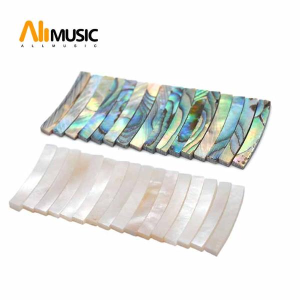 Abalone Гитара Soundhole Инкрустация Розетка Звук Отверстия Пользовательские Замена для Акустической Гитары