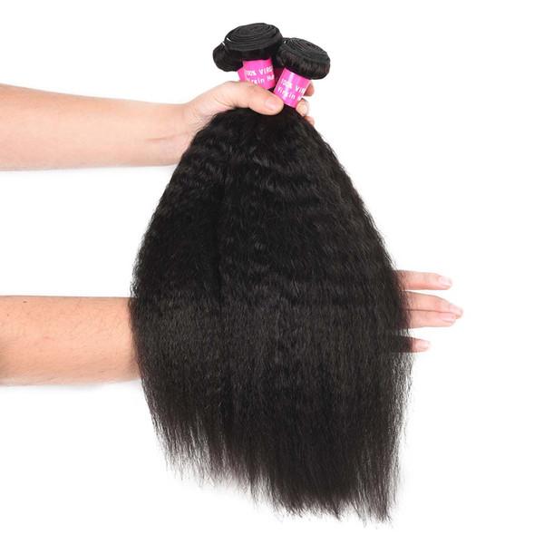 8A Brazillian Virgin Human Hair Unprocessed Brazilian Peruvian Malaysian Human Hair Extensions Brazilian Virgin Hair Weave Bundles