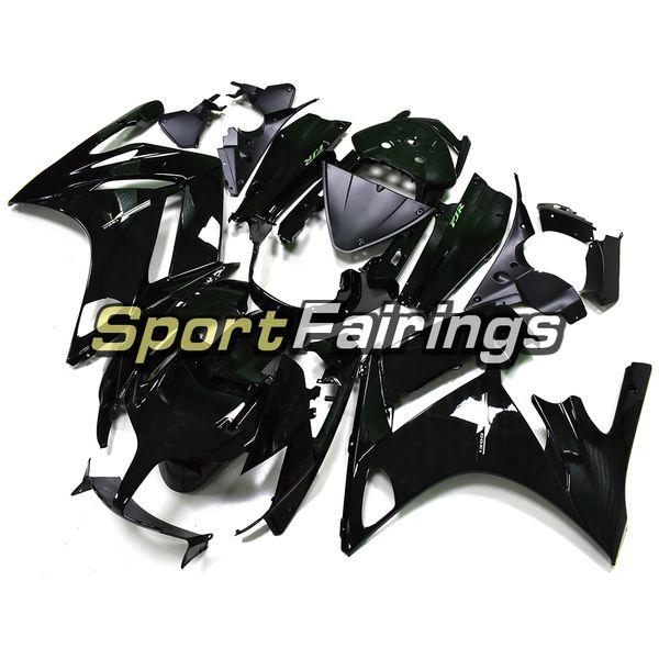 Профессиональный Sportbike Корпус Чехол Fit For 2007 2007 2009 2010 2011 Yamaha FJR1300 Полные пластиковые обтекатели мотоцикл обвес черный