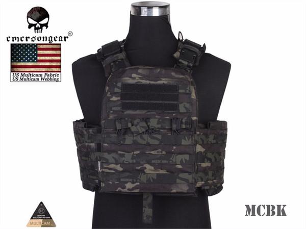 Emersongear CP Style CPC Taktische Weste Molle Weste Jagdspiel Airsoft Combat Vest Gear EM7400 Schwarz Multicam Brown # 309172