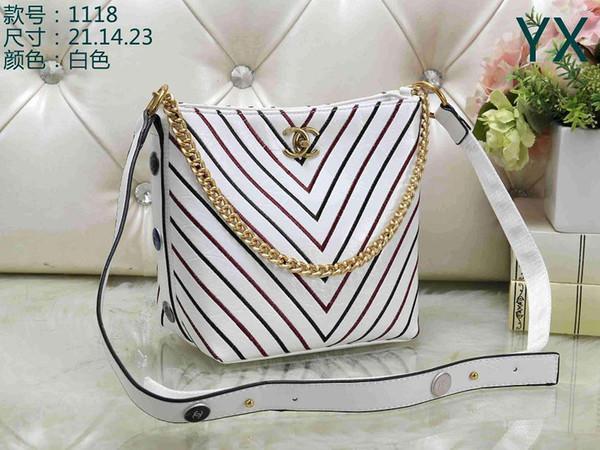 New Arrival Women's Handbag Bag Wallet Fashion Canvas Leather Messenger Crossbody Bag Ladies Single Shoulder Bags LL42201