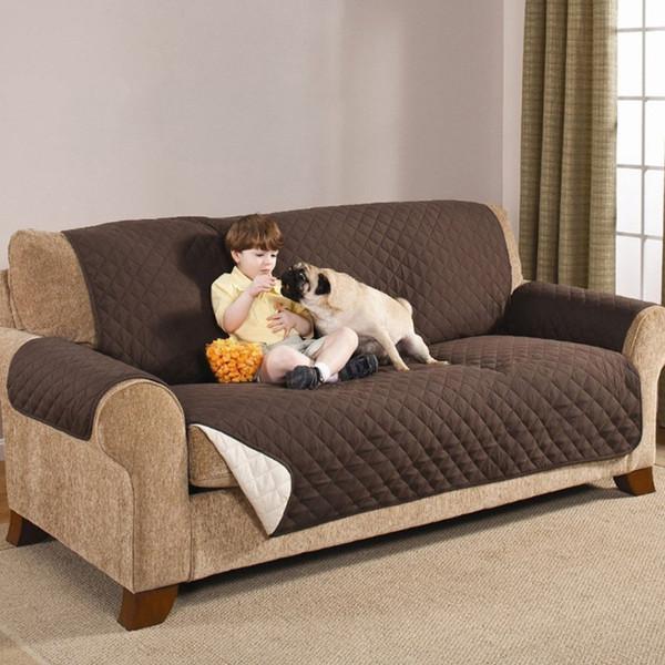 Waterproof Durable Pet Mat Multi Sizes Dog Sofa Pad High Quality Soft Washable Home Cat Blanket Hot Sale 60hd Ww
