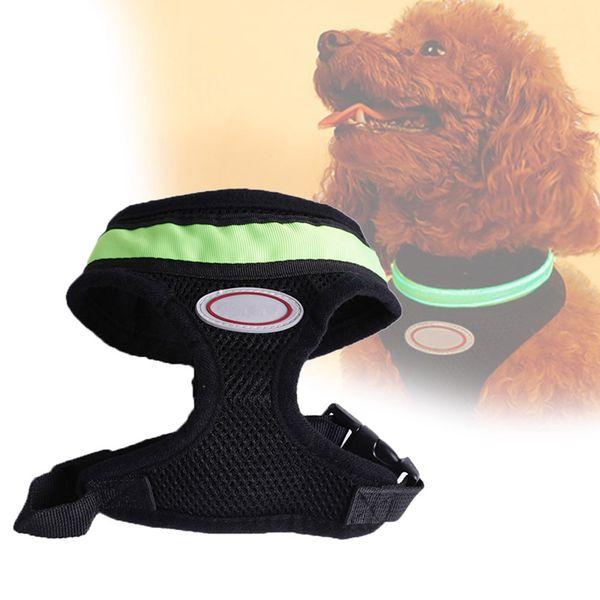 Reflective Large Dog Harness Strong Pet Training Walk Out Harness Vest Big Dog Leash Collars Set Soft