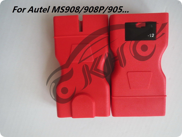 For Autel For DAEWOO -12 Pins MaxiSys Pro MS906 MS906BT MS906TS MS908S Pro Mini MaxiCOM MK908P OBD I Adapters DLC Connector