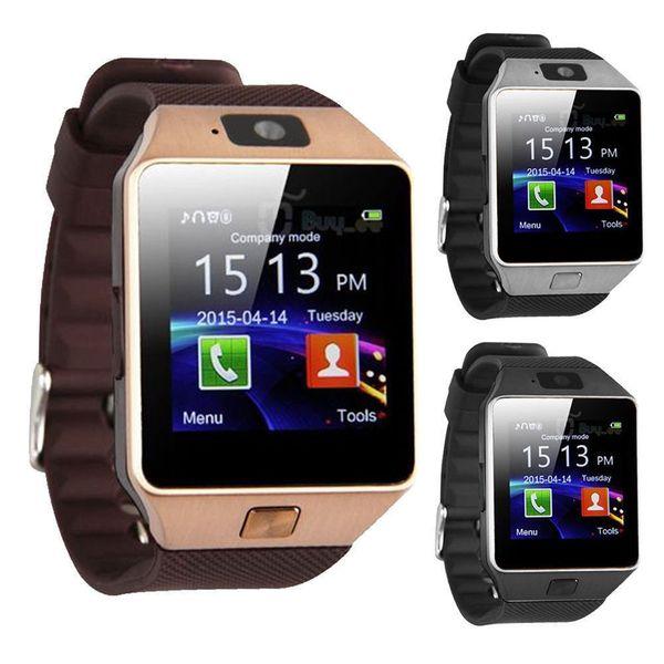 DZ09 Smart Watch Camera GSM SIM Card Heart Rate Blood Monitor Bluetooth SIM Intelligent Mobile Phone Sleep State Smart wristband