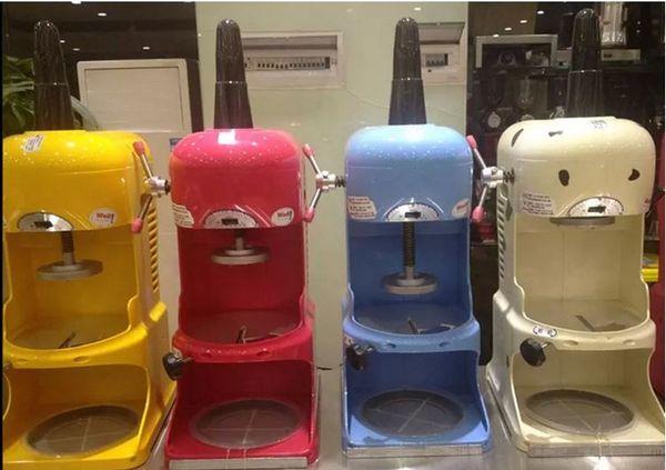 Sıcak satış Sürekli buz makinesi ticari buz tıraş makinesi traş kar buz kırıcı makine