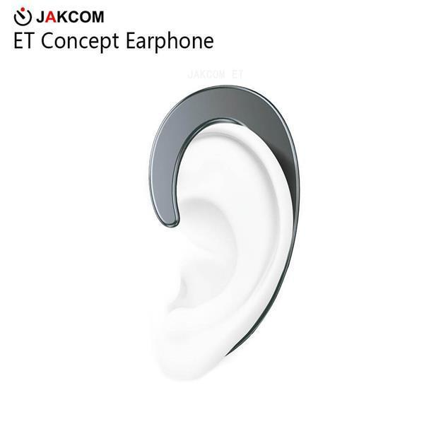 JAKCOM ET Non In Ear Concept Earphone Hot Sale in Headphones Earphones as 2018 best seller plaques mini cooper gv18 smart watch